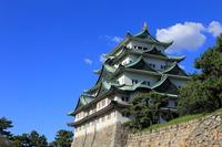 Nagoya Castle castle tower Stock photo [3343802] City