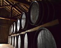 Whiskey barrels Stock photo [3344088] Whiskey