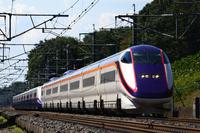 Yamagata Shinkansen Tsubasa Stock photo [3348469] Bullet