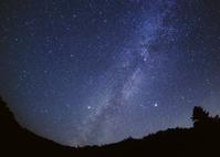 Summer of Milky Way Stock photo [3434145] Summer