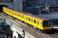 Ginza line 1000 system (Tokyo Metro) Stock photo [3435905] Ginza