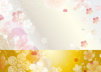 New Year's card template next to formal [3437185] 2015