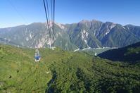 Tateyama ropeway (Alpine Route) Stock photo [3438099] Tateyama