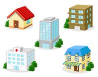 Building icon [3443305] Building