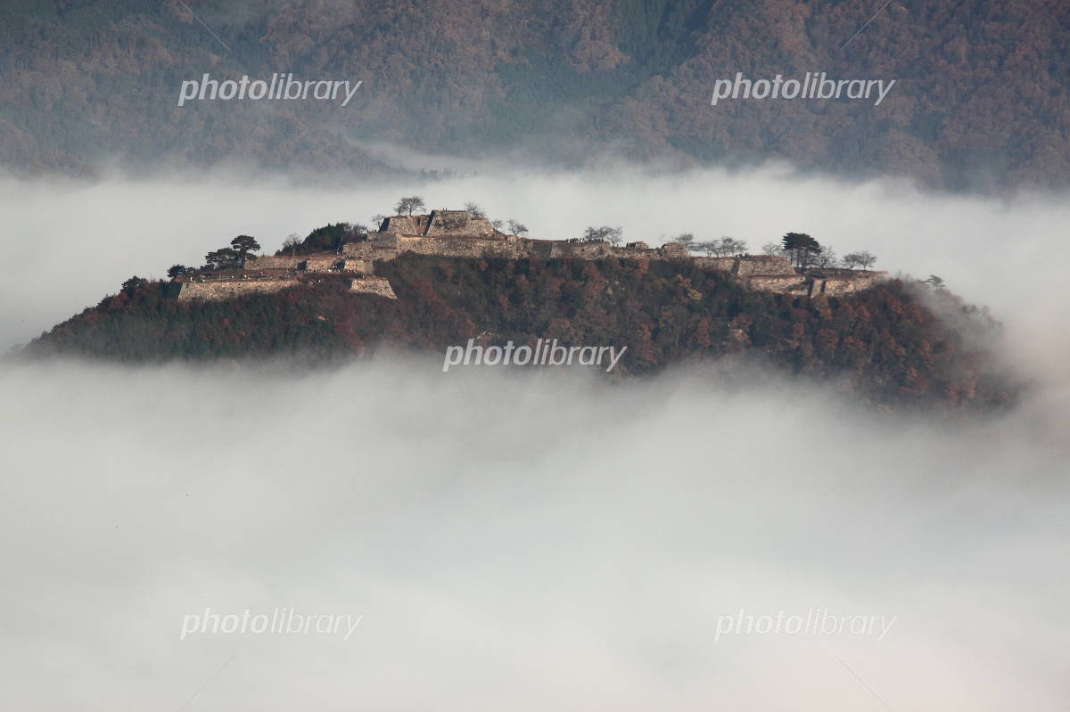 Takeda Castle Photo
