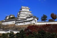 Shinsei Himeji Castle Stock photo [3530060] Himeji