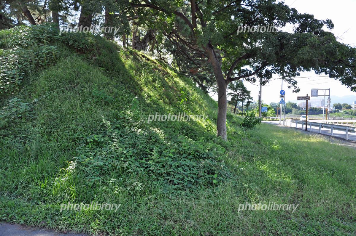 Maebashi Castle of earthwork (Umayabashi Castle) Photo