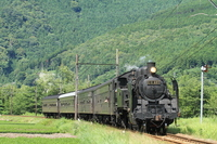 Oigawatetsudo of steam locomotive Stock photo [3637535] Steam