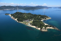 Ōkunoshima Aerial Stock photo [3638355] Ōkunoshima