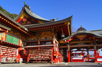 Yutoku Inari Shrine your main shrine Stock photo [3642360] Saga