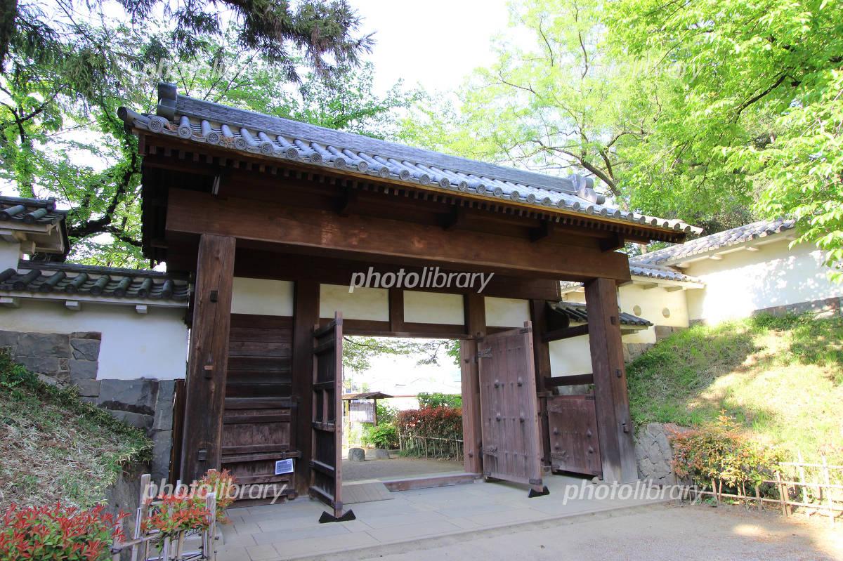 Tatebayashi Castle Dobashi Gate Photo