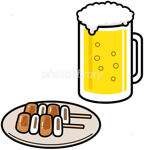 ビール イラスト素材 3753869 フォトライブラリー Photolibrary