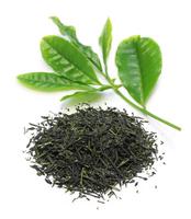 Gyokuro and tea leaves Stock photo [3752858] Tea