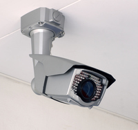 Security camera Stock photo [3754480] Surveillance