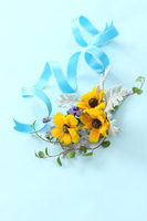 Rudobekia corsage Stock photo [3859476] Father's