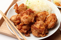 Set meal increased from large Sheng Stock photo [3859892] Chicken