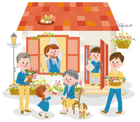 Home and family [3865494] An