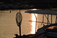 Tei Port of dusk Stock photo [3962978] Kochi