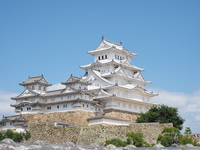 Himeji Castle Stock photo [3968953] Himeji