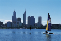 Perth harbor Stock photo [120927] Australia