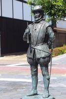 Miura Anjin bronze statue of Stock photo [4047122] Miura