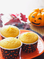 Pumpkin Muffins Stock photo [4047353] Muffin