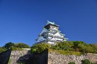 Osaka symbol Osaka Castle Stock photo [4048143] Osaka
