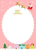 Christmas A3 Design Background illustration [4051379] Christmas