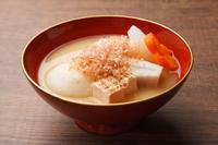 Zoni (Kyoto-style) Stock photo [4054956] Rice