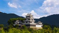Ozu Castle Stock photo [4056533] Ozu