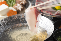 Yellowtail shabu Stock photo [4058624] Yellowtail