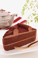 Chocolate cake Stock photo [4121376] cake