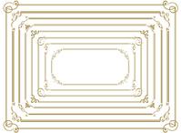 Decorative frame [4126629] decoration