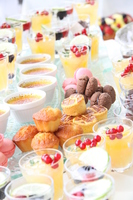 Suites buffet Stock photo [4126915] Suites