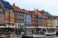 Denmark Nyhavn Stock photo [4171767] Denmark