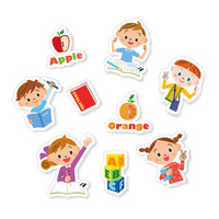 Children to study English [4171870] study