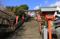 Shimanto Ichijo Shrine Stock photo [4172275] Kochi