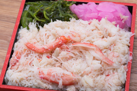 Seafood lunch of snow crab Stock photo [4172548] Seafood