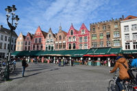 Streets of Bruges, Belgium Stock photo [4255039] Cityscape