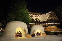 Kamakura of Yokote Stock photo [4255784] Northeast
