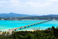 Kouri Island Bridge Stock photo [4258082] Kouri