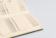 passbook Stock photo [4260377] ATM