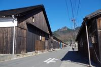Road with Shodoshima soy sauce storehouse Stock photo [4339080] Shodoshima