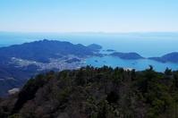 Outlook from Shodoshima four finger Stock photo [4339160] Shodoshima