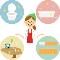 Housework Arekore house cleaning [4339357] Agency