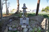 Chikatada Tsuno of memorial tower (Tsuno Shrine) Stock photo [4350282] Kochi