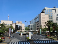 Adachi ward office Stock photo [4420968] Adachi-ku,