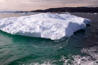 Iceberg ice floe Greenland Stock photo [4422392] iceberg