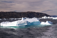 Iceberg ice floe Greenland Stock photo [4422398] iceberg
