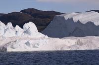 Iceberg ice floe Greenland Stock photo [4422403] iceberg